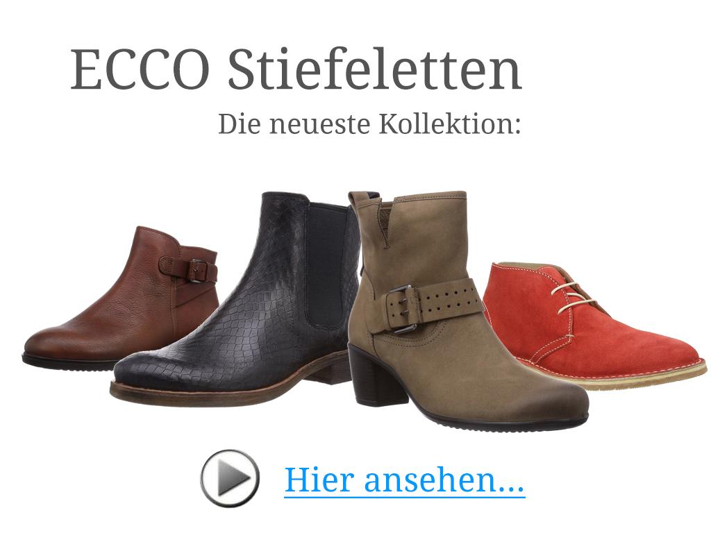 33d583cd6e78a1 Ecco Stiefeletten für Damen  Skandinavisch lässig!