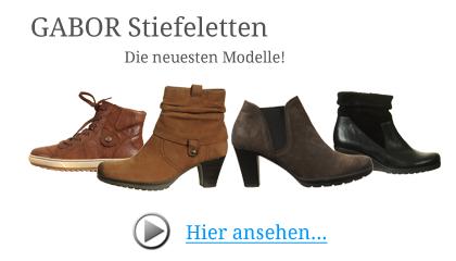 Modelle StiefelettenAlle Gabor 2016 Kollektion Neuen Der eHYE29WDI