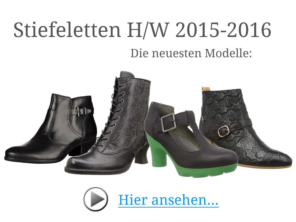 Schuhbuch I Herbst I Winter 2015 I 2016