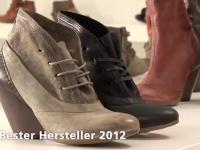 Step & Schuhkurier Award 2012: Airstep bester Schuhhersteller