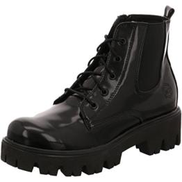 marco-tozzi-combat-boots-schwarz-schnuerung-gummizuege-chelsea-25232