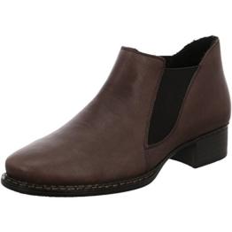 rieker-53683-chelsea-boots-damen-grau-gummizug-schwarz