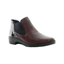 rieker-l6090-chelsea-boots-bordeaux-rot-reptilien-muster