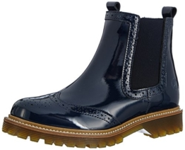 Bronx Chelsea Boots Budapester, Brogue-Muster mit Lyra-Löchern - 1