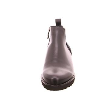 Chelsea Boots mit Strass / Nieten hinten – Ara Malmö Schwarz 12-41560 - 5