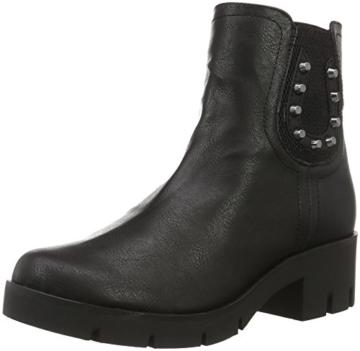 super quality cheap prices dirt cheap Tamaris 25404 Hintsy Chelsea-Boots mit Nieten, Schwarz
