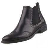 tamaris-25493-chelsea-boots-schwarz-budapester-muster