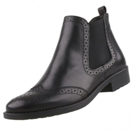 tamaris-25493-chelsea-boots-schwarz-budapester-muster