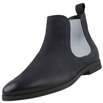 neuartiger Stil begehrteste Mode bester Verkauf Tamaris Abate 25592 Chelsea Boots Damen Blau (Navy)
