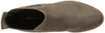 Tamaris Phania 25446 Chelsea Boots, Braun (Cashmere) -