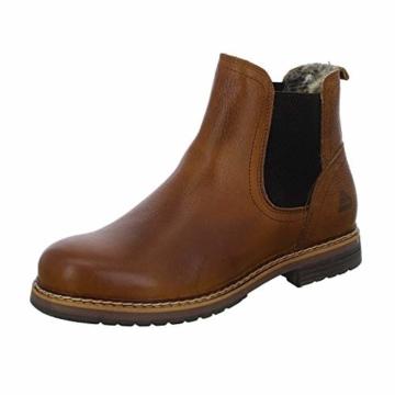 BULLBOXER Chelsea-Boots 049M45402A gefüttert Cognac