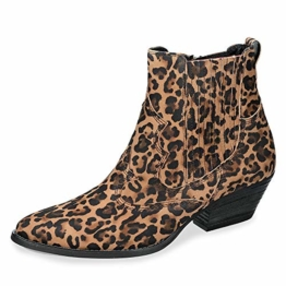 Paul Green Stiefelette 9549 Leopardenmuster
