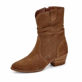 Tamaris Western-Stiefelette 1-1-25703-34 336 Braun