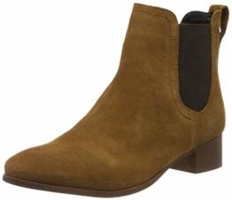 ESPRIT Ebles TG Chelsea-Boots Braun