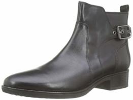 Geox Ankle-Boots  D FELICITY C  Schwarz